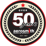 50 Years Aerosmith Fastening