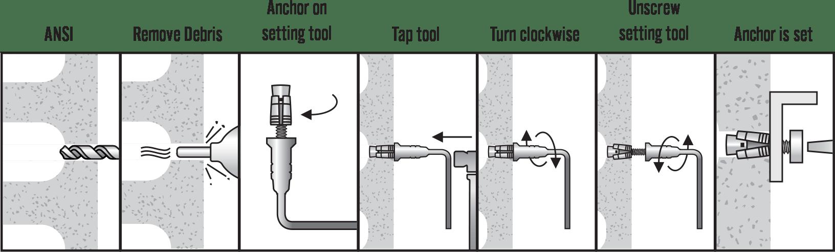 hollow-block-anchors-installation